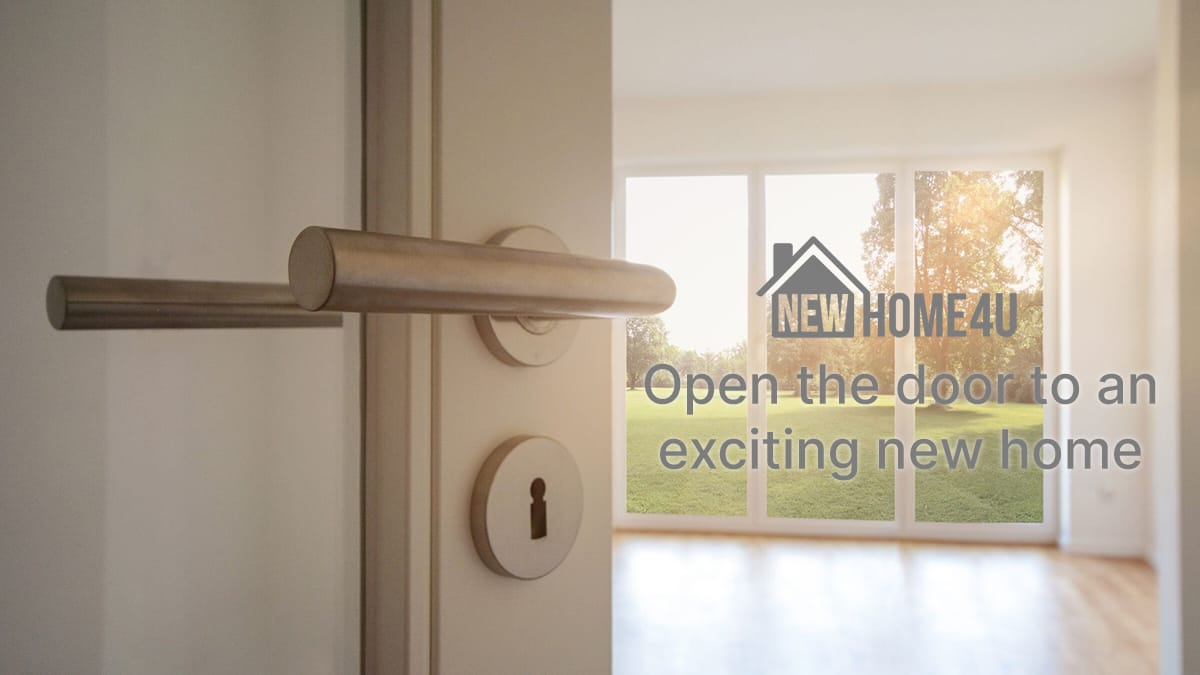 Open the door to your new home with NewHome4U
